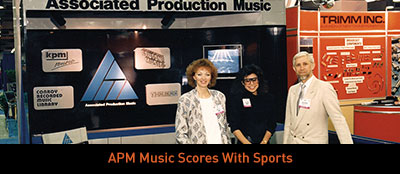 "Variety: ""APM Music Scores with Sports"""