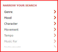Narrow Your Search