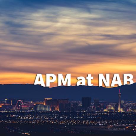 APM at NAB 2018