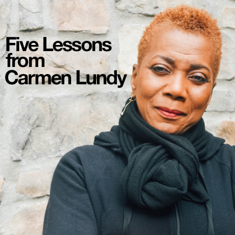 Five Lessons From Composer & Visual Artist, Carmen Lundy