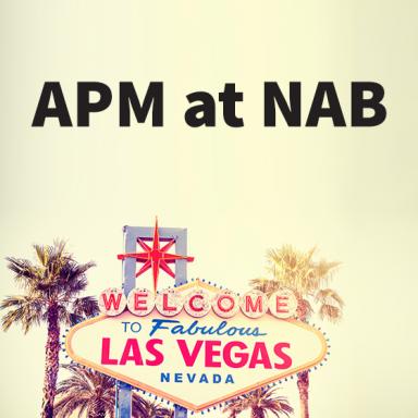APM at NAB 2017