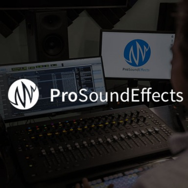 Pro Sound Effects & APM Music Partnership